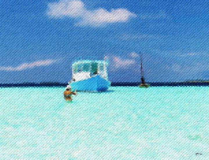 Sunny-afternoon-at-maldives - Angelo
