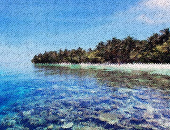 Reef-maldives - Angelo