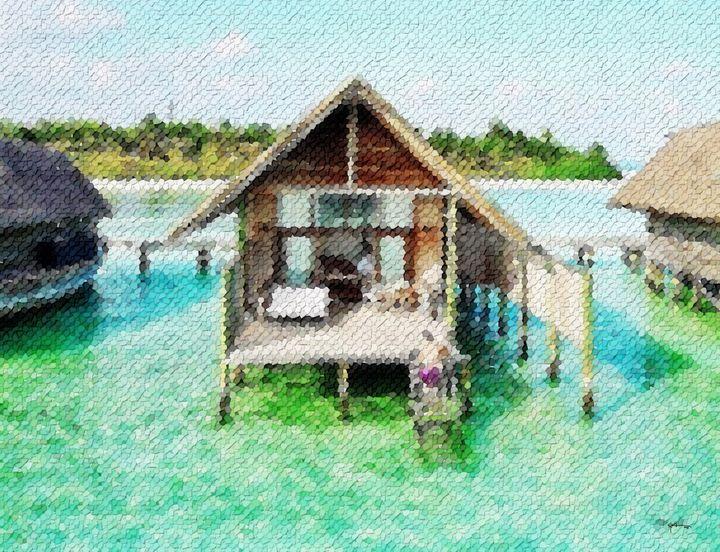 Maldives-deluxe-water-villa - Angelo