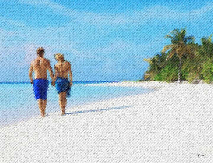 Beach-maldives - Angelo