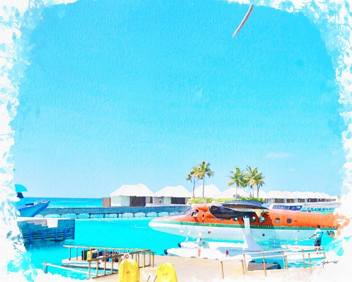 Maldives,transportation services - Angelo