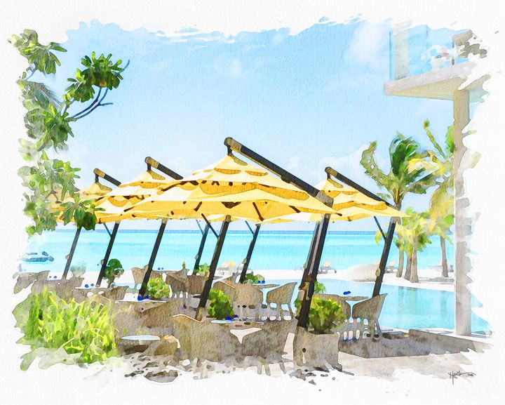 large decks to soak in the sun,Maldi - Angelo