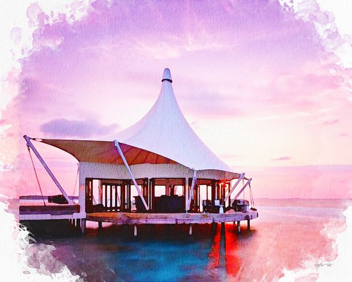 luxury to new heights,Maldives - Angelo