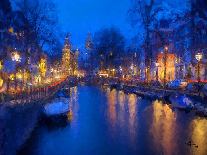 Amsterdam - Angelo