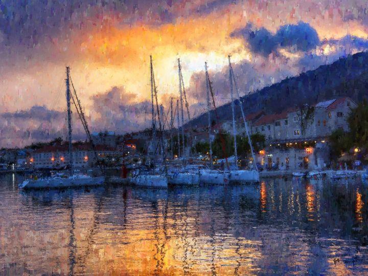 Boats-Croatia - Angelo