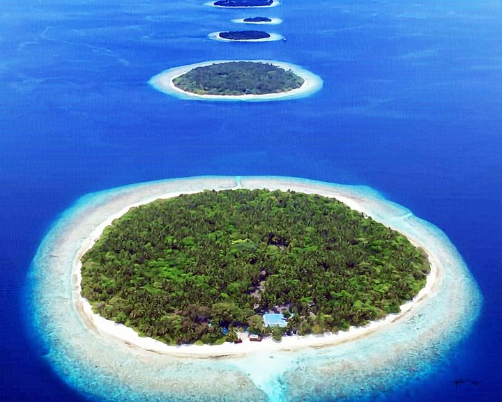 Maldives,small islands - Angelo