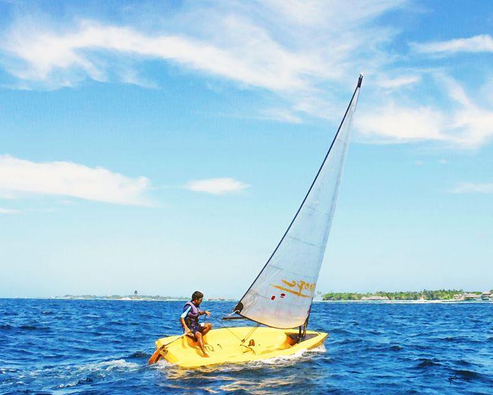Unforgettable Private Sailing,maldiv - Angelo