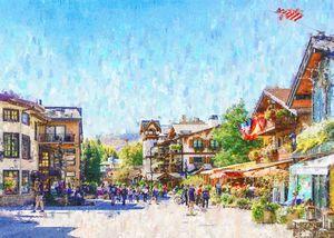 Vail-Colorado-Town