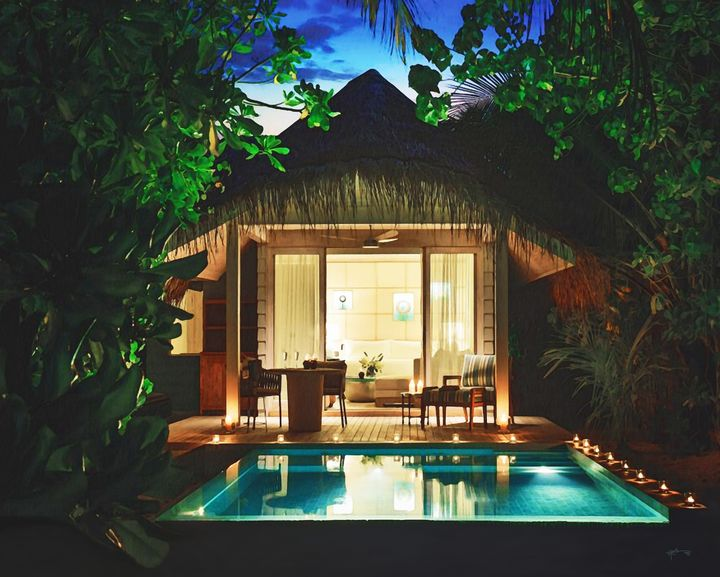 Bungalow With Pool / Maldives - Angelo