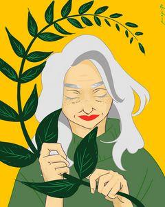 Grandmother_Spring