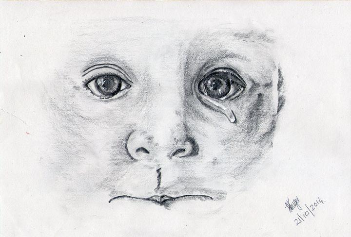 Baby face - Florence Kruger