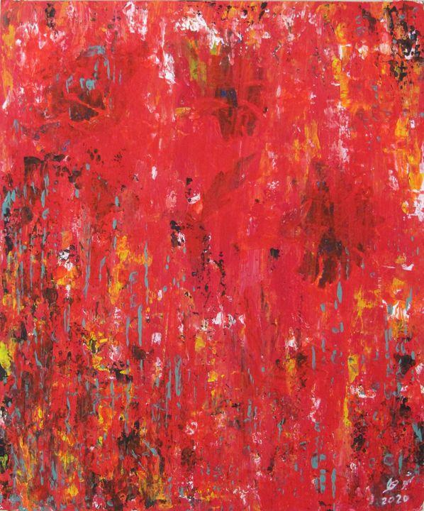 Abstract No. 167 - Shahriar Art