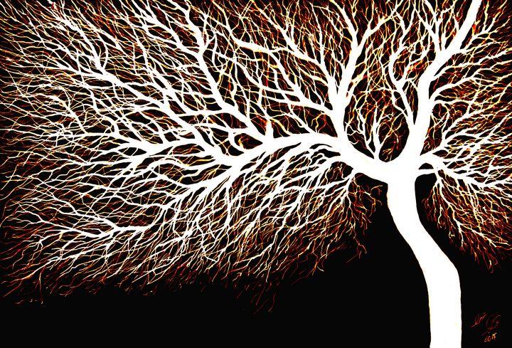 Tree No. 11 - Shahriar Art