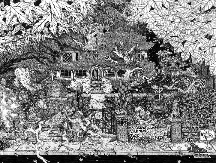 House at the End of the Lane - Wyld Tree
