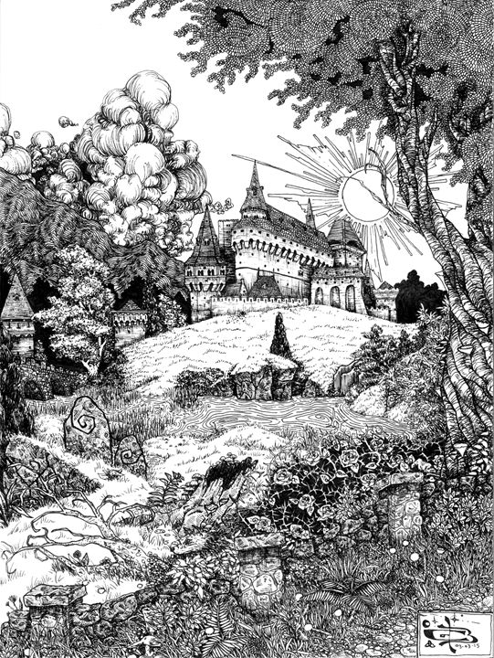 Castle On the Hill - Wyld Tree