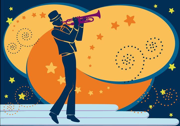 Trumpet dreams - Symplisse Art