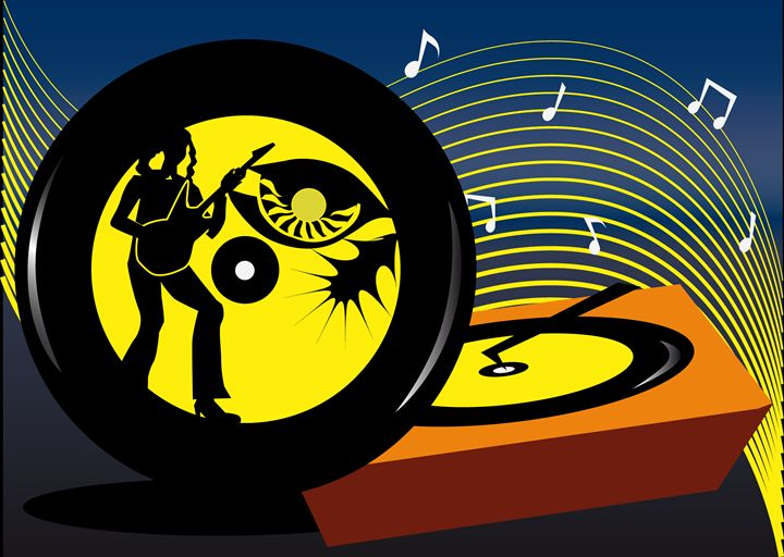 Turntables - Symplisse Art