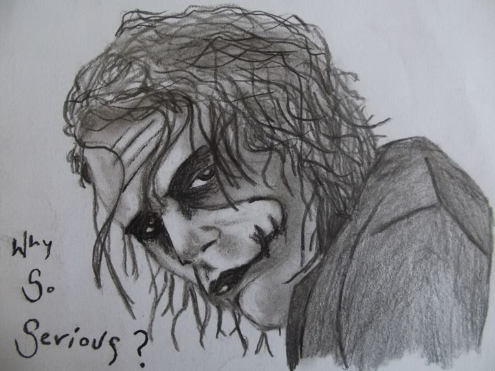 Why So Serious? - Michael Chapman