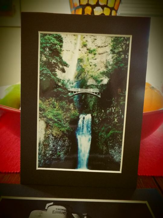 Multnomah Falls - Prints By Courtney