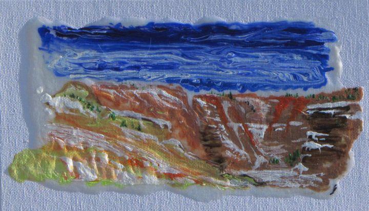 Breaks Study 5 - JFWOA - Joey Favino's WORLD Of Art