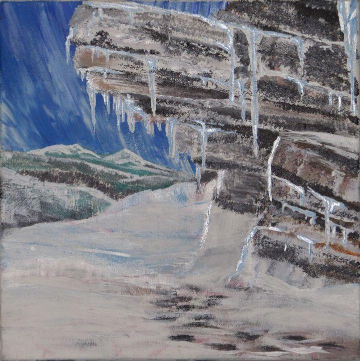 If Only The gunks Were In Wyoming - JFWOA - Joey Favino's WORLD Of Art