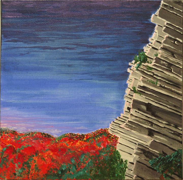 October Pre-dawn Trapps - JFWOA - Joey Favino's WORLD Of Art