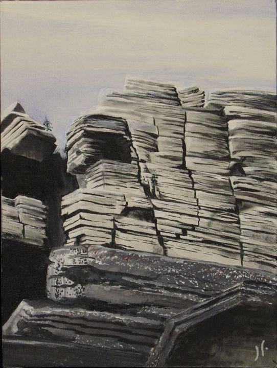 Peek-A-Boo (Worth The Approach) - JFWOA - Joey Favino's WORLD Of Art