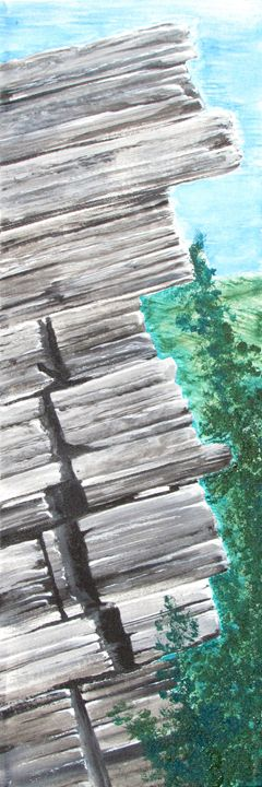 Near Trapps Dream - JFWOA - Joey Favino's WORLD Of Art