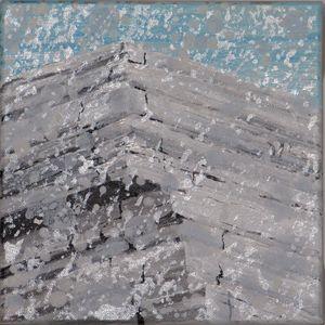 Line In The Snow - JFWOA - Joey Favino's WORLD Of Art