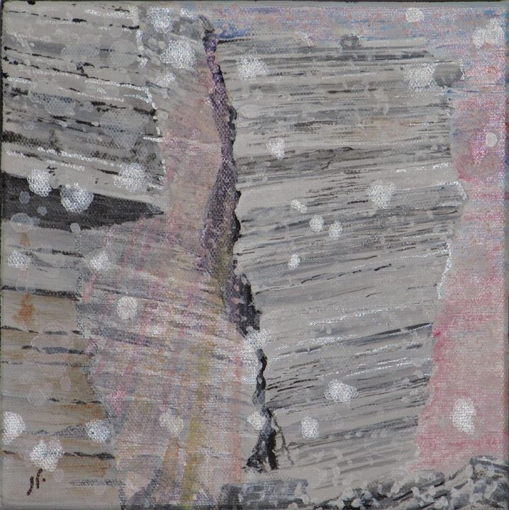 Snowstorm Sunbeam - JFWOA - Joey Favino's WORLD Of Art