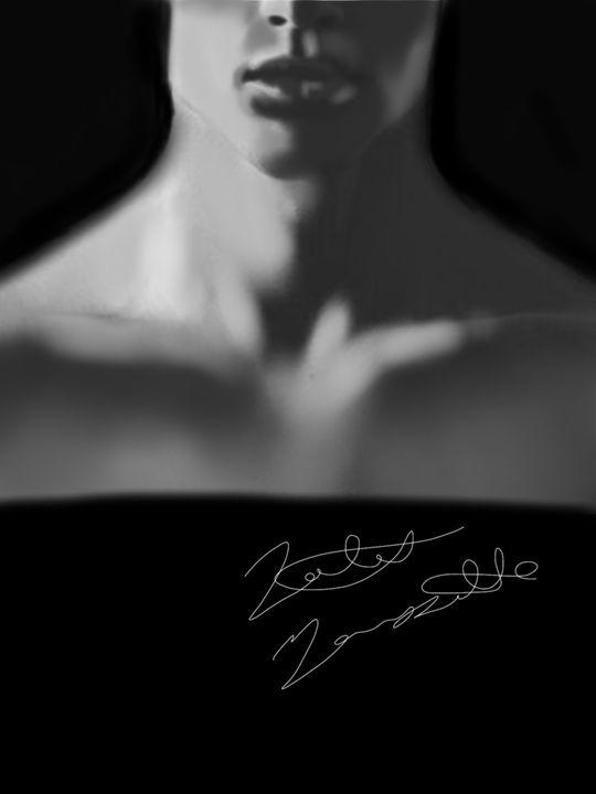 Blurred man - Natalie M