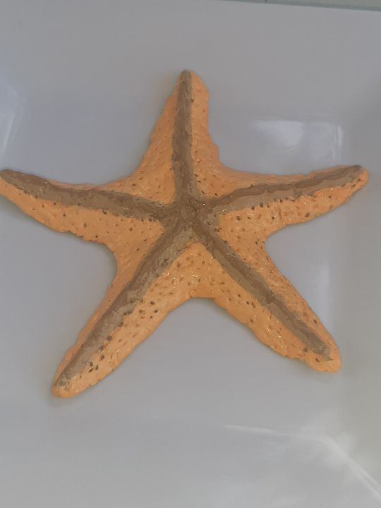 Starfish sculpture - G.M.M.