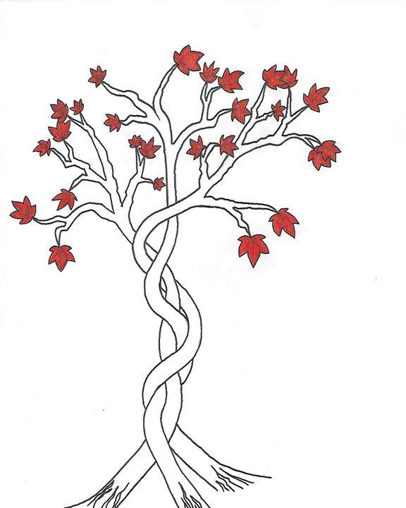 The Dancing Tree - Ender Gallery