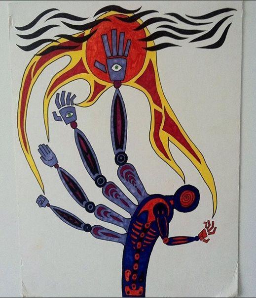 Spiritual Awakening - Ender Gallery