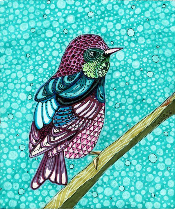 bird - Kelly Guerra