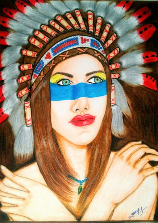 Native American - SYS Art and design