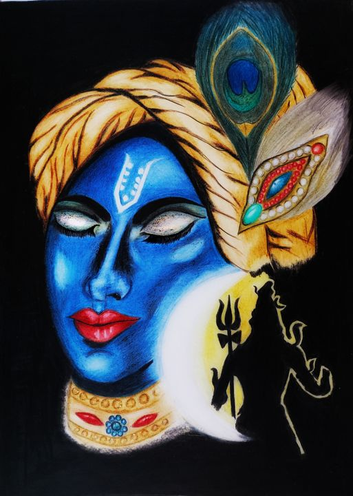 Lord Krishna - SYS Art and design