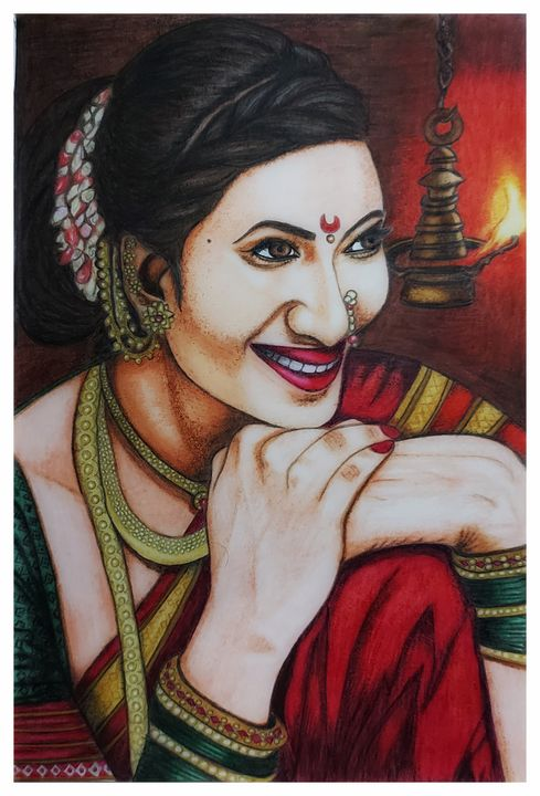 Power of Maratha - SYS Art and design