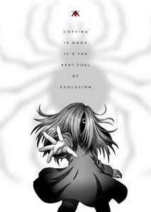Anime Poster Hunter X Hunter Spider