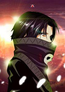 Anime Poster Hunter X Hunter Feitan