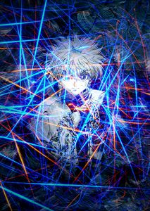 Anime Poster Hunter X Hunter Killua