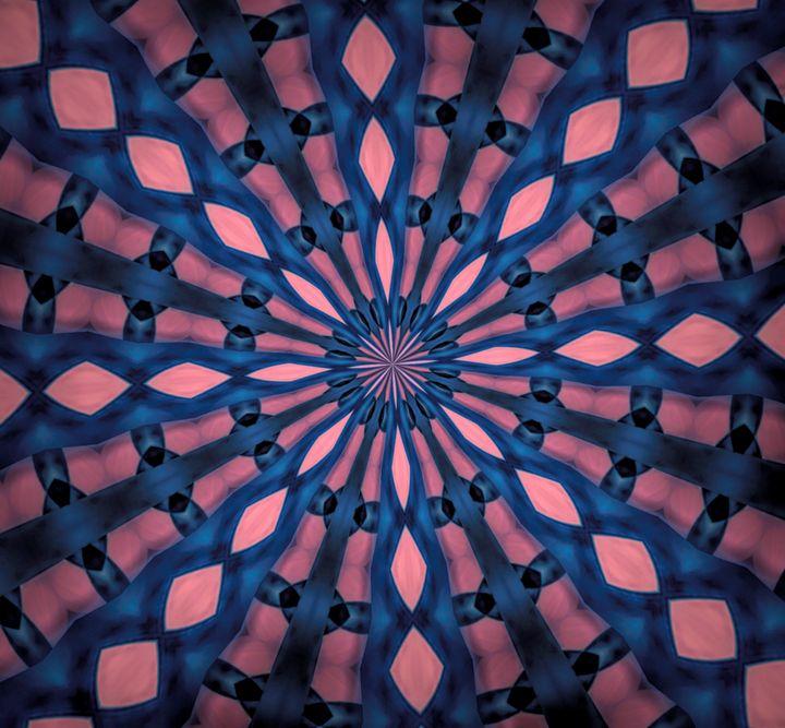 Mandala No.2 - BarryWKing