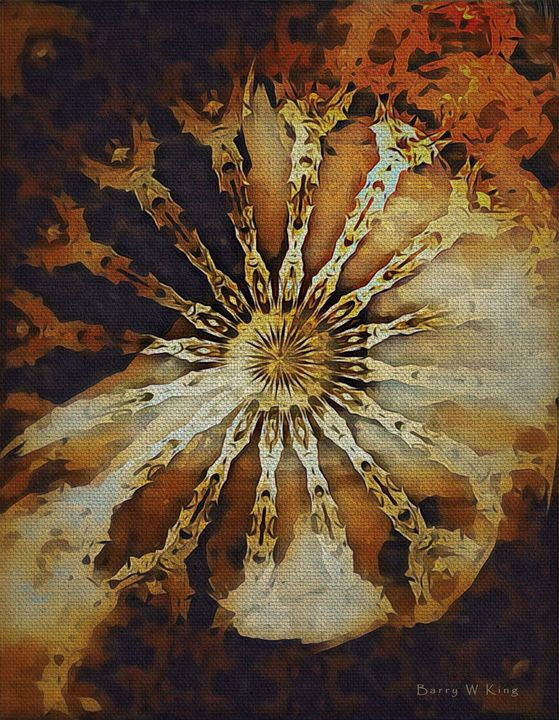 Wheel Of Time - BarryWKing