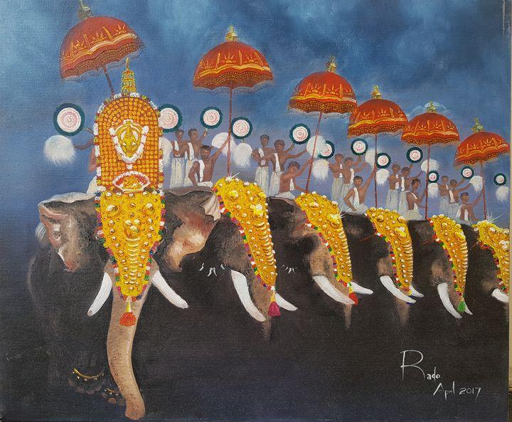 Pooram-Colors of India - Palette by rado
