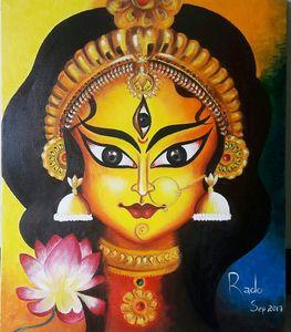 Durga- Source of Energy