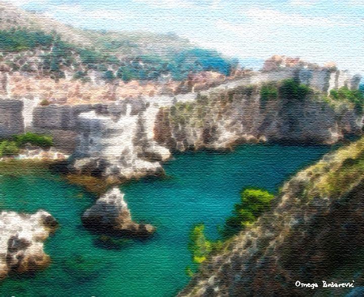 croatia - Omega Art