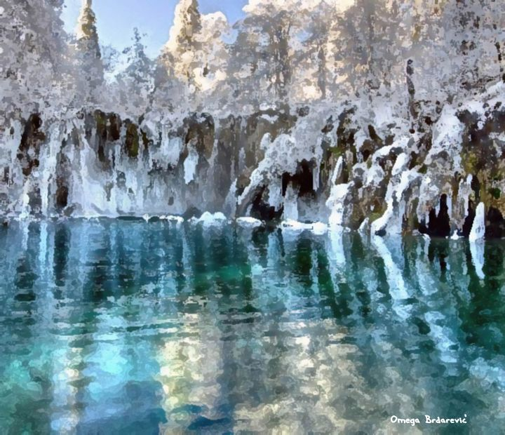 Croatia - Plitvicka Jezera - Omega Art