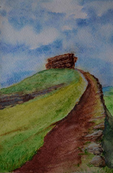"""Mountain """" Chest"""" - Nataliya Samoylova"""