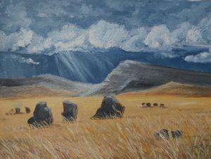 Steppes of Khakassia