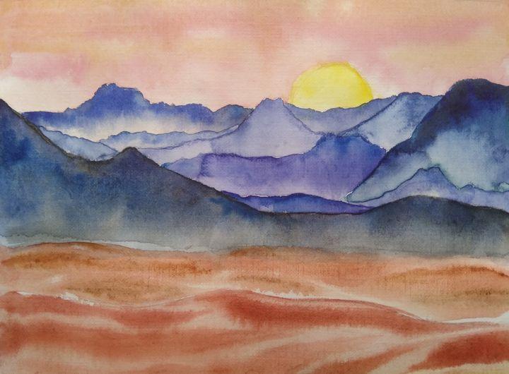 Desert - Nataliya Samoylova